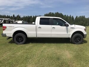 2014 F150 4x4 super crew, Lariat, 5.0L V8 FFV Engine, 43000 kms