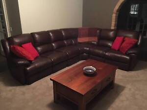 Lounge-Leather Ocean Reef Joondalup Area Preview