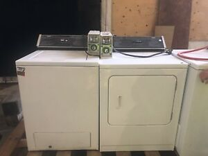 Inglis Commercial Washer and Dryer