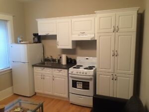 cute and cozy 1 bedroom charecter suite with in suite laundry