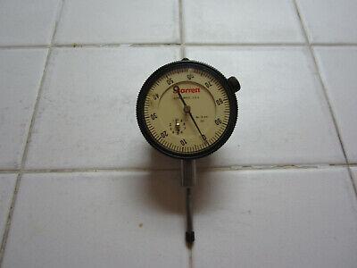 Starrett Dial Indicator 25-441 Very Good Condition