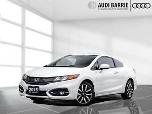 2015 Honda Civic Coupe EXL-Navi CVT
