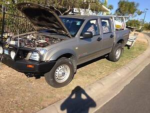 Holden Rodeo ra duel cab whole ute less tub Beenleigh Logan Area Preview