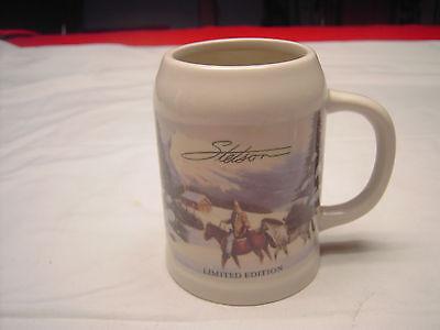 Stetson LIMITED EDITION Ceramic Mug Good Condition