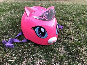 Bicycle helmet - Girl size 5-6