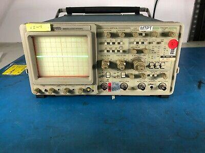 Tektronix 2465 300 Mhz Oscilloscope Lab Tested