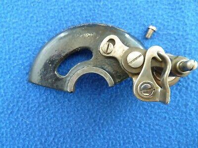 Vintage Singer Sewing Machine Model 66 -- Belt Guard and Bobbin Winder #32673