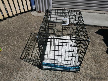 Black Pet Cage