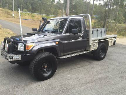 2009 Toyota LandCruiser Other Tamborine Ipswich South Preview