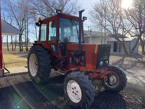 Tracteur belarus 925