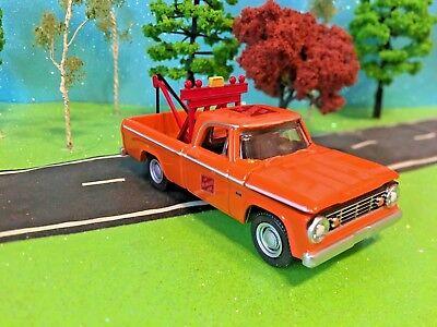 Aus Usa!!! originalverpackt 1966 Dodge D100 Mit Campinganhänger