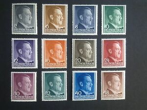 GERMANY STAMPS MNH - Adolf Hitler, 1941, clean - <span itemprop=availableAtOrFrom>Reda, Polska</span> - GERMANY STAMPS MNH - Adolf Hitler, 1941, clean - Reda, Polska