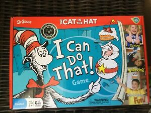 I can do that! Game from Dr. Seuss