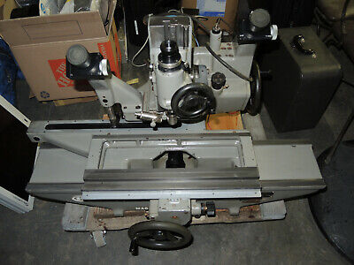 Sip Societe Genevoise Mu-214b Universal Measuring Machine Many Accessories