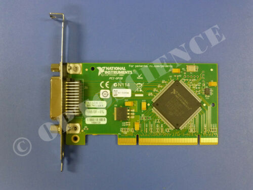 National Instruments NI PCI-GPIB Interface Adapter Card 188513F-01 RoHS