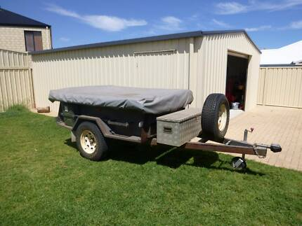 Heavy Duty Camper Trailer / may swap Secret Harbour Rockingham Area Preview