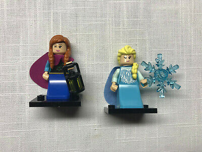 LEGO Disney Minifigures Series 2 - Anna and Elsa - Frozen