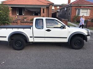2006 HOLDEN RODEO LX UTE - Space Cab Botany Botany Bay Area Preview