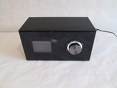 Internetradio IWR 261 Radiowecker Radio Webradio WLAN / USB / DAB+ schwarz gebraucht kaufen  Lehre