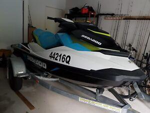 Jet Ski Seadoo GTI 130 2015