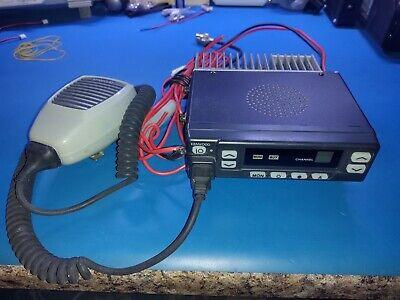 Kenwood Tk-762g Vhf 25 Watt Mobile Radio