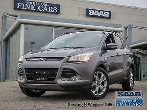 2013 Ford Escape SEL 4WD Navigation/Leather