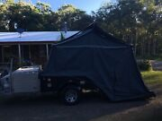 Off road Ecomate Hard Floor Camper Trailer Beerwah Caloundra Area Preview