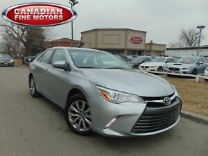 2015 Toyota Camry XLE| NAVI|LEATHER|SUNROOF |ALLOY'S