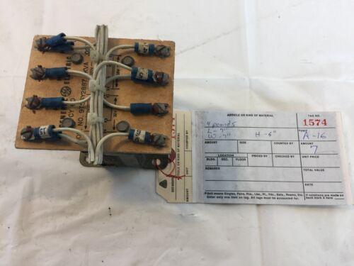General Electric Transformer 9T56Y2887