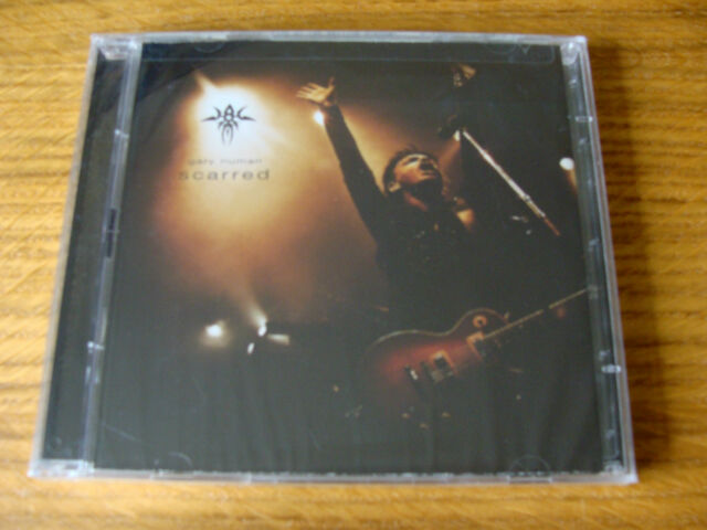 CD Double: Gary Numan : Scarred : Live Brixton Academy 2000 : Sealed Enhanced