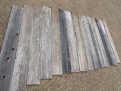 """Пиломатериалы 48"""" Weathered Barn Wood 8"""