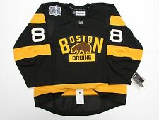 PASTRNAK BOSTON BRUINS AUTHENTIC 2016 WINTER CLASSIC REEBOK EDGE 2.0 7287 JERSEY