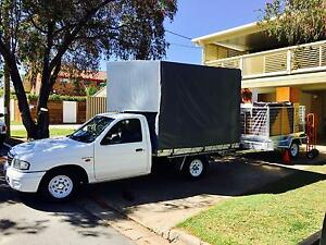 1-2 Man Ute Hire All-Areas Redcliffe Redcliffe Area Preview
