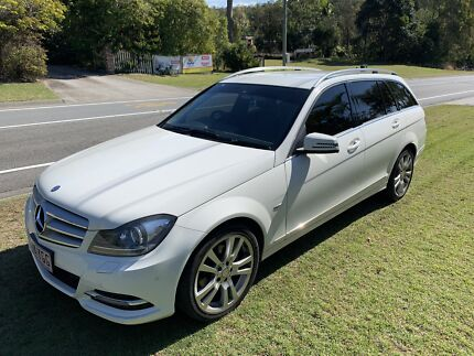 2012 MERCEDES C250 CDI WAGON Southport Gold Coast City Preview