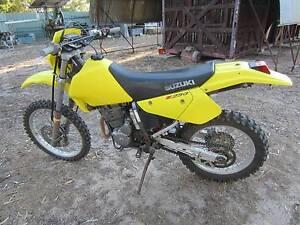 Suzuki DRZ250 motorbike Horsham Horsham Area Preview