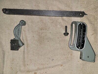 Metal Lathe Taper Attachment