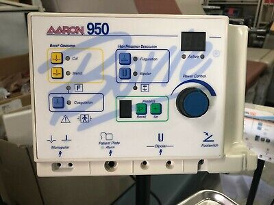 Aaron 950 Bovie Generator High Frequency Dessicator