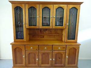 Custom-made 10 Door Buffet and Hutch Tarragindi Brisbane South West Preview