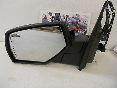 Factory OEM Genuine GM Power Folding Heated Left Drivers Side Mirror DL3 NEW