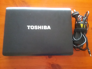 Toshiba laptop up for sale Carrara Gold Coast City Preview