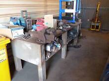 STEEL WORK BENCHES 3 TO CHOOSE FROM Wedgefield Port Hedland Area Preview