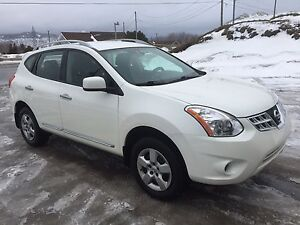 2013 Nissan Rogue S, AWD, Inspected, 58km