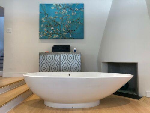 Victoria + Albert Napoli Ultra Contemporary Freestanding Tub