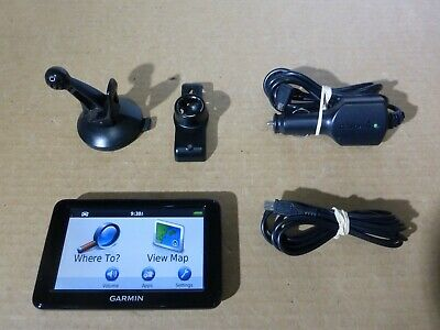 "GARMIN nüvi 2455LM N.America 4.3"" GPS Navigator ~ Lifetime Maps ~ 2021 Updated"