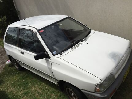 1990 Mazda 121 Hatchback Burleigh Waters Gold Coast South Preview