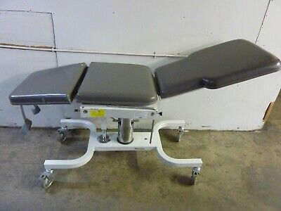 Biodex Model 056-605 Deluxe Medical Ultrasound Table 21703