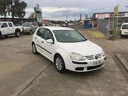 2006 Volkswagen Golf , turbo diesel, books , $6999 Pooraka Salisbury Area Preview