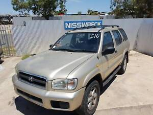 WRECKING NISSAN PATHFINDER R50 TI ALL PARTS STOCK NO: N0060 Wingfield Port Adelaide Area Preview