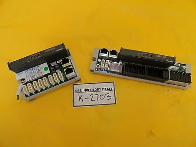 Dns Dainippon Screen Ds-1211-analog Io Pcb Modules Ds-1608-tr Set Of 2 Used