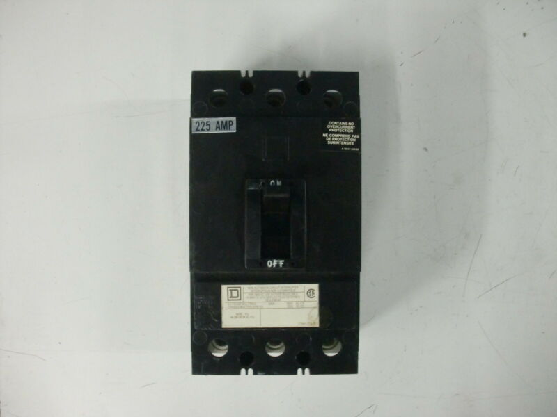 SQUARE D CIRCUIT BREAKER KAL 36000